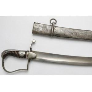 Angielska szabla lekkiej kawalerii wz. 1796