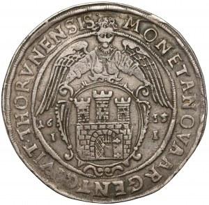 Władysław IV Waza, Talar Toruń 1635 II