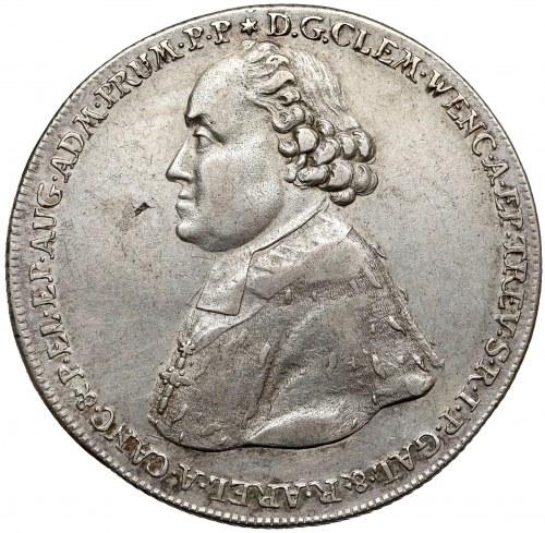 Klemens Wacław, Talar Koblencja 1769 - rzadki
