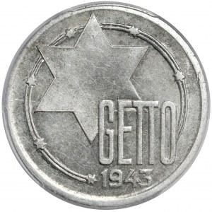 Getto Łódź, 20 marek 1943 - mennicze