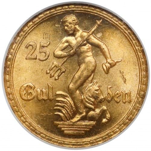 Gdańsk, 25 guldenów 1930 - PIĘKNY