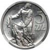 5 złotych 1958 Rybak - BAŁWANEK