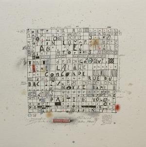 "Piotr Czajkowski, ""Pigalle"" z cyklu Metro Paris (2015)"