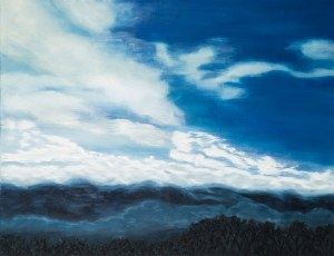 Daria Bilska, Chmury burzowe, 2019