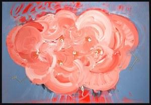 Ula Niemirska, W różowej chmurze, 2016