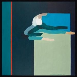 Wanda Badowska-Twarowska, The Green(1), 2014