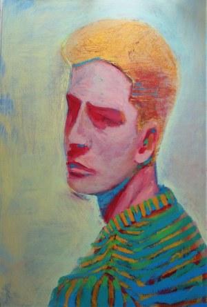 Magdalena MĘDZKIEWICZ, Retrato I (Portret I), 2019 r.