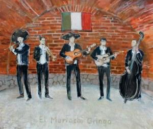 Marcelina Siwiec, El Mariachi Gringo, 2019