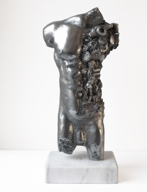 Sylwia Caban, Ecce Homo II, 2020