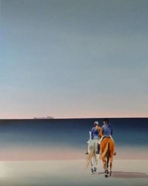 Katarzyna Środowska, W stronę morza, 2020