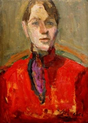Zygmunt Schreter (1886-1977), Portret