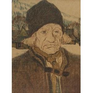 Władysław Jarocki (1879-1955), Góral tatrzański, 1911