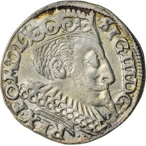 Zygmunt III Waza (1587–1632), trojak koronny, Bydgoszcz, 1596