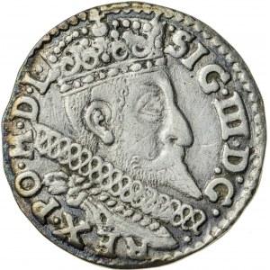 Zygmunt III Waza (1587–1632), trojak koronny, Bydgoszcz, 1598