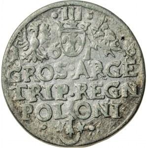 Zygmunt III Waza (1587–1632), trojak koronny, Kraków, 1618
