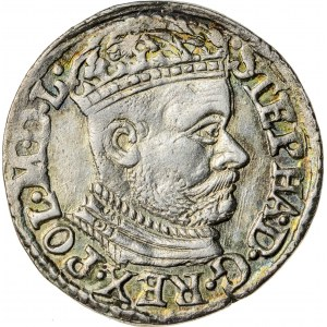 Stefan Batory (1576–1586), trojak koronny, Olkusz; 1582