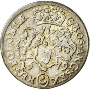 Jan III Sobieski (1674–1696), szóstak koronny, Bydgoszcz; 1679