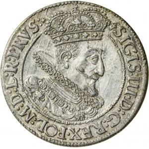 Zygmunt III Waza (1587–1632), ort gdański, Gdańsk; 1615