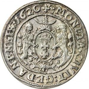 Zygmunt III Waza (1587–1632), ort gdański, Gdańsk; 1620