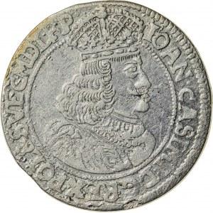 Jan Kazimierz (1649–1668), ort koronny, Poznań; 1658