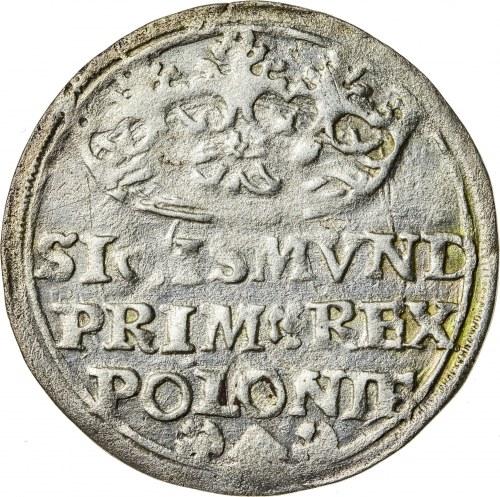 Zygmunt I Stary (1506–1548), grosz koronny, Kraków; 1528