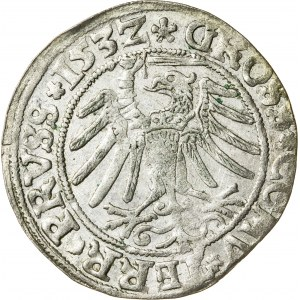 Zygmunt I Stary (1506–1548), grosz ziem pruskich, Toruń; 1532