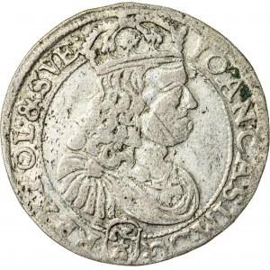 Jan Kazimierz (1649–1668), szóstak koronny, Kraków / Bydgoszcz; 1667