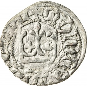 Władysław Jagiełło (1386–1434), półgrosz, Kraków; 1431–1434