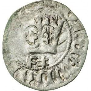 Władysław Jagiełło (1386–1434), półgrosz koronny, Kraków, 1418–1422