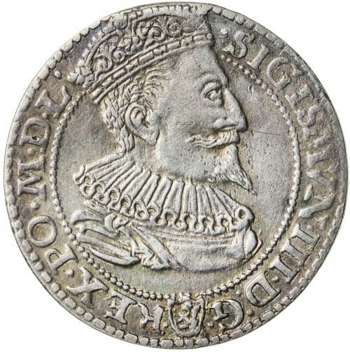 Zygmunt III Waza (1587–1632), szóstak koronny, Malbork, 1596, R1