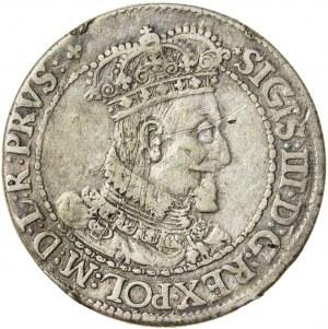 Zygmunt III Waza (1587–1632), ort gdański, Gdańsk; 1616, R