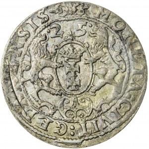 Zygmunt III Waza (1587–1632), ort gdański, Gdańsk; 1625, R