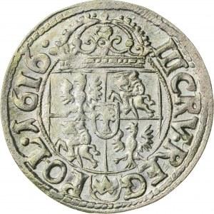 Zygmunt III Waza (1587–1632), krucierz koronny, Kraków; 1616, R
