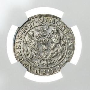 Zygmunt III Waza (1587–1632), ort gdański, Gdańsk; 1617, R