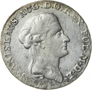 Stanisław August Poniatowski (1764–1795), dwuzłotówka koronna, Warszawa; 1793, R