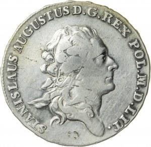 Stanisław August Poniatowski (1764–1795), półtalar koronny, Warszawa; 1779, R1