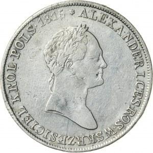 Królestwo Polskie, zabór rosyjski, Mikołaj I (1825–1855), 5 złotych polskich, Warszawa; 1834