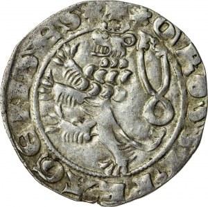 Czechy, Jan I Luksemburski (1310-1346), grosz praski