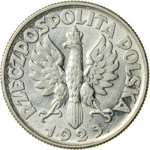 Rzeczpospolita Polska (1923–1939), 2 złote, Londyn; 1925