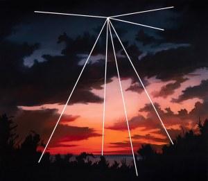 Łukasz Patelczyk (ur. 1986), Kolejny Wschód Słońca II, 2020