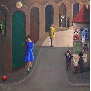 Katarzyna Karpowicz (ur. 1985), Do widzenia, do jutra, z cyklu Ulice, 2020