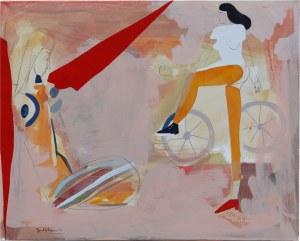 Jacek Cyganek, Bicycle, 2020