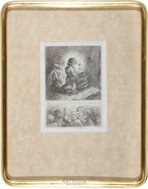 Cyprian Kamil Norwid (1821–1883), Modlitwa dziecka (Paciorek dziecka, Parabola o świecy pod korcem)