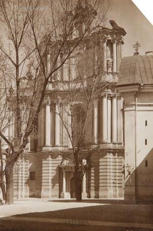 Jan Bułhak (1876–1950), Kościół św. Jana w Wilnie, przed 1939