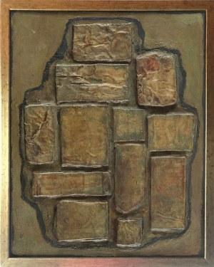 Krystyn Zieliński, Kompozycja reliefowa, 1964