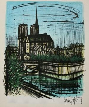 Bernard Buffet (1928-1999), Katedra Notre-Dame (1968)