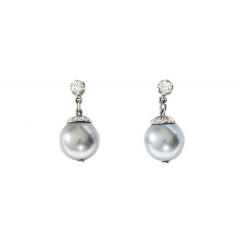 Kolczyki z perłami, współczesne