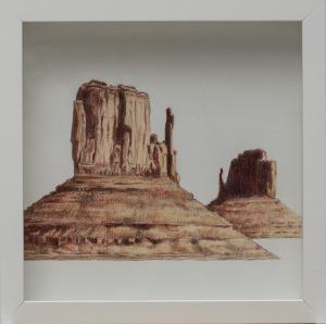 """Michał Smandek, """"The Mittens"""", z serii The Best Sculpture (2011)"""