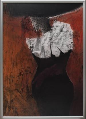 """Agata Rościecha (1968), z cyklu """"Muzy operowe 2"""" (2015)"""