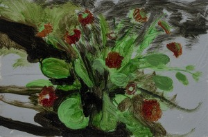 Agata Nowosielska, All the Flowers that You planted Mother (2014)